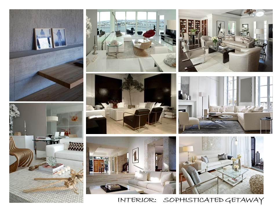 INTRODUCTION TO THE INTERIOR DESIGN PROCESS