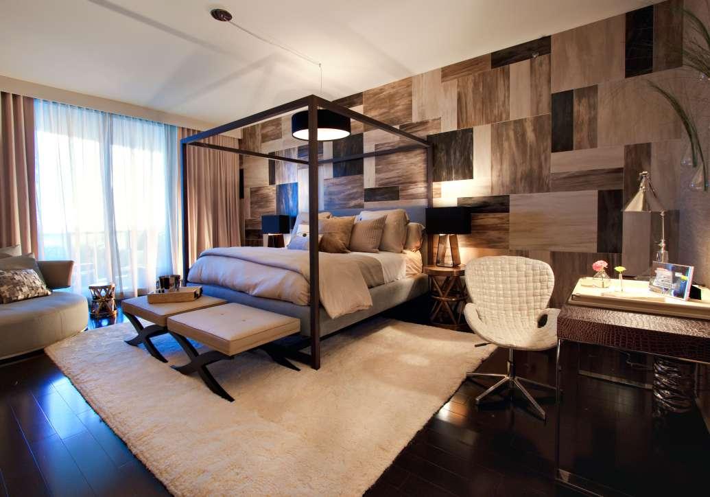 Miami Interior Designers Guest Bedroom Inspiration