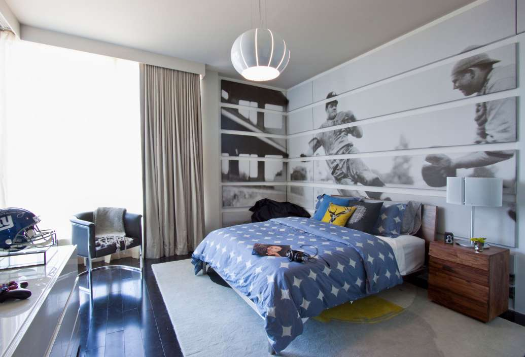 Bedroom Interior Design In Miami, Florida