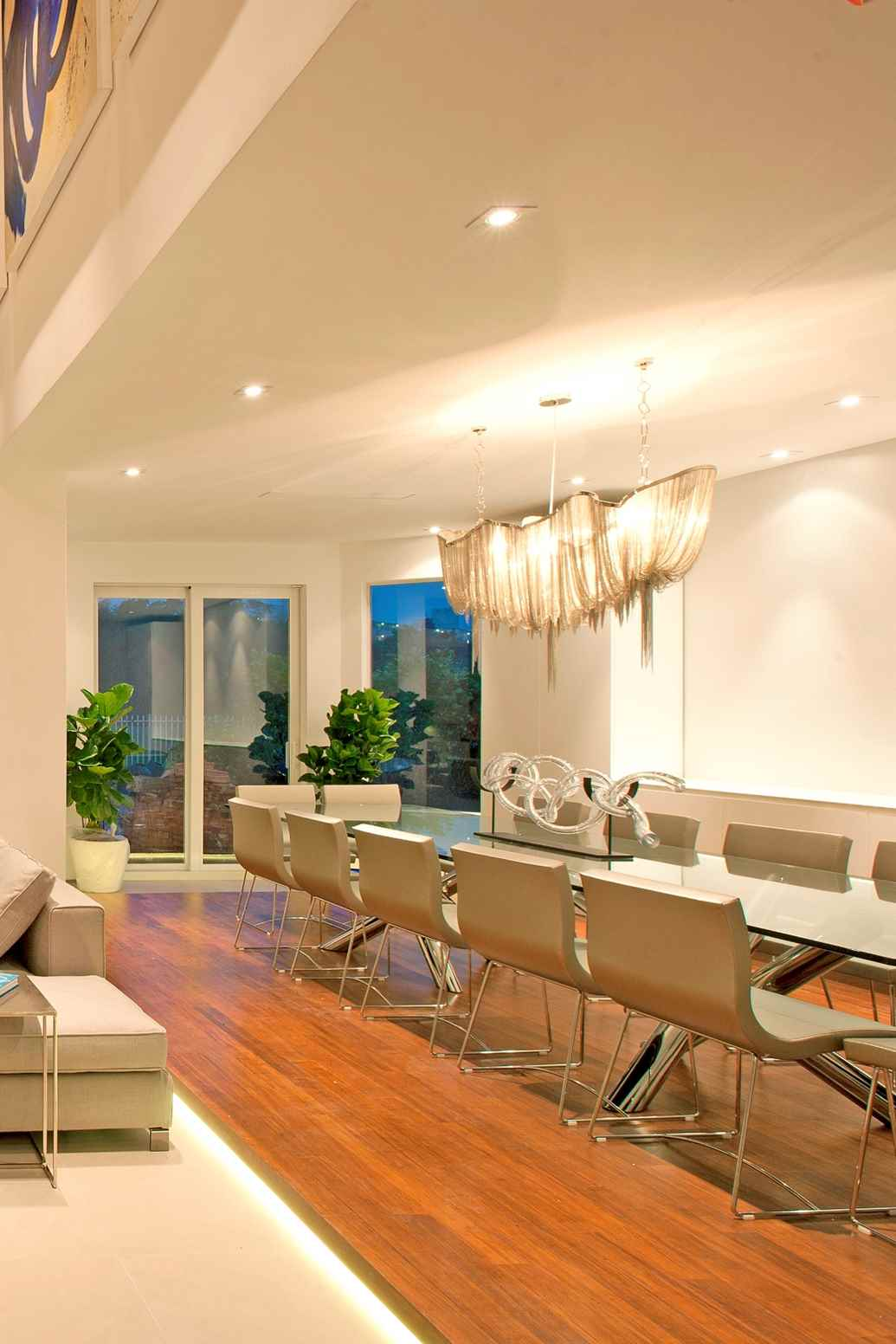 Designer lighting inspires our miami interiors for Interior design