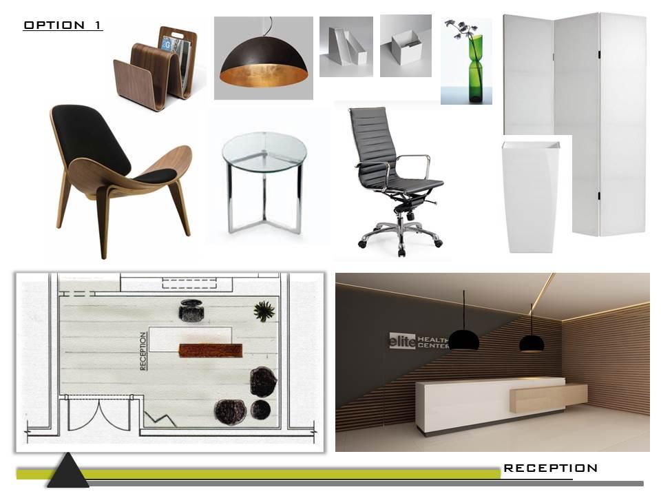 Furniture Presentation Miami Interior Design