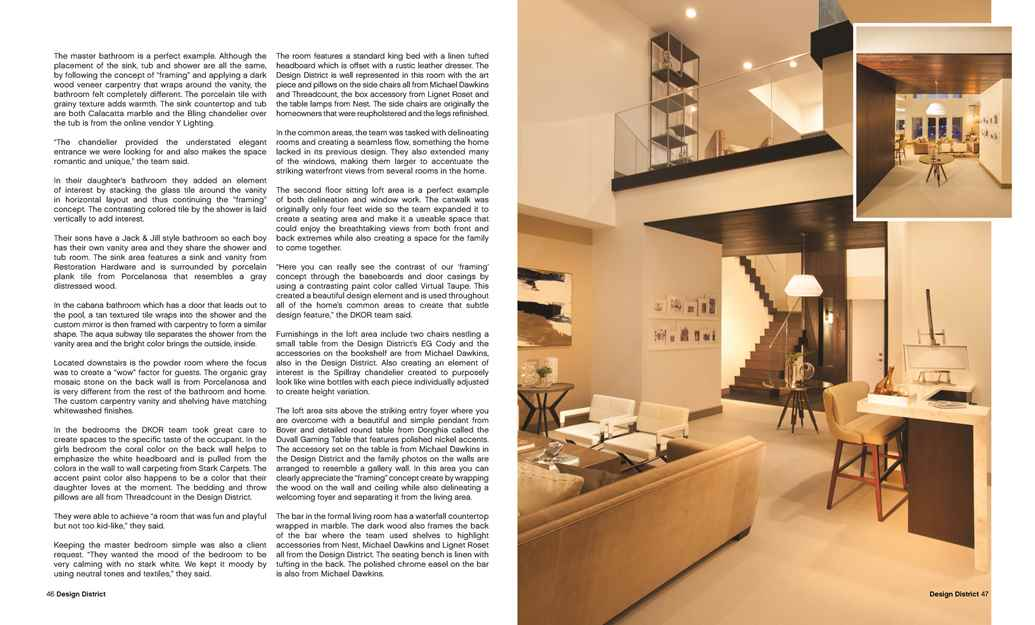Miami interior design magazine miami interior designers in for Miami interior design magazine