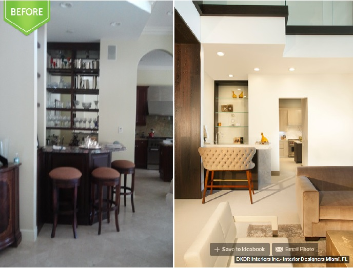 Houzz Com Feature Warming Up Our Ft Lauderdale Interior