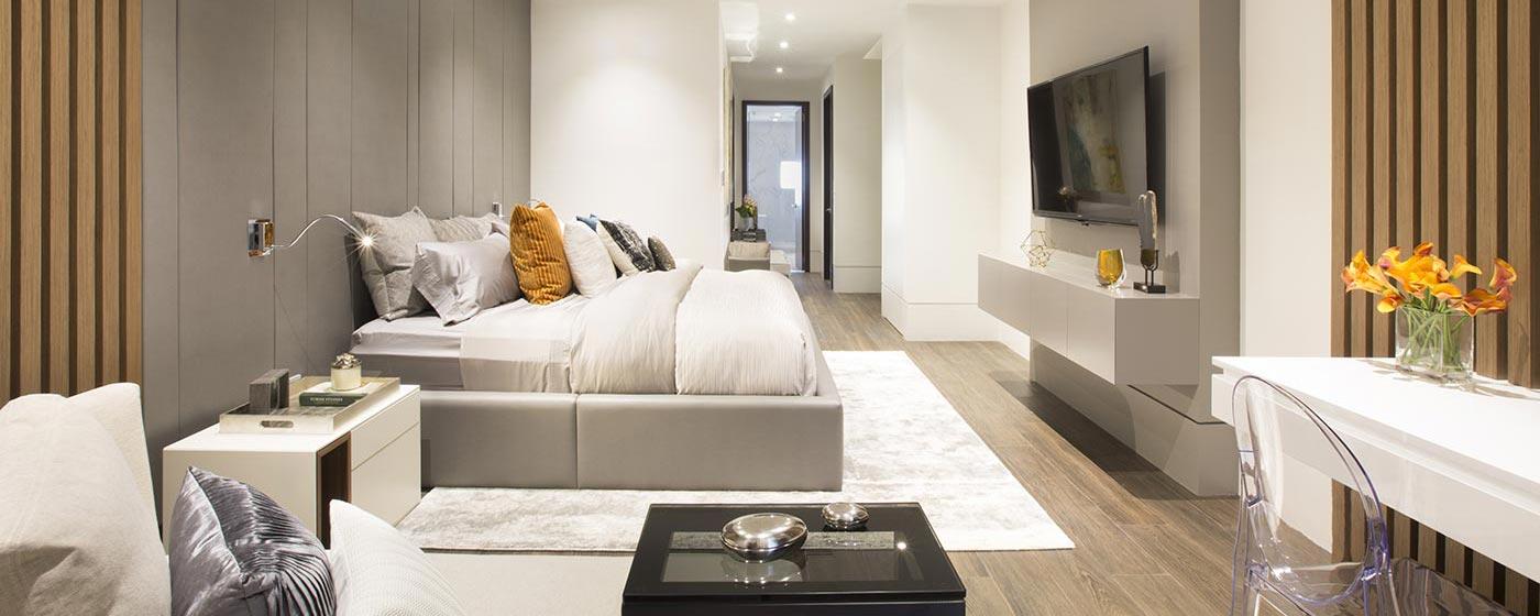 Contemporary Horizon - DKOR Interiors