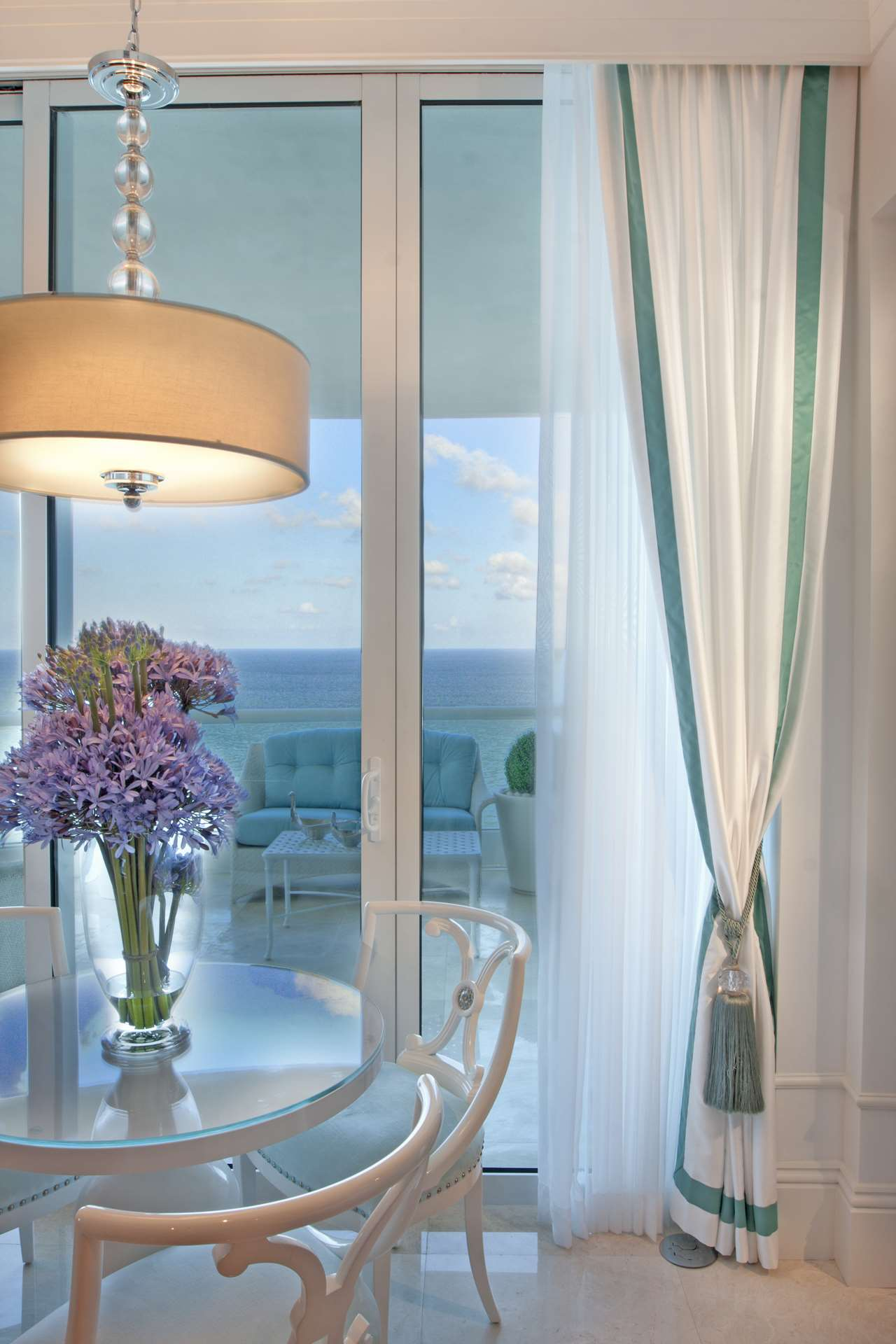 Hollywood Regency Turnberry Ocean Colony Dkor Interiors