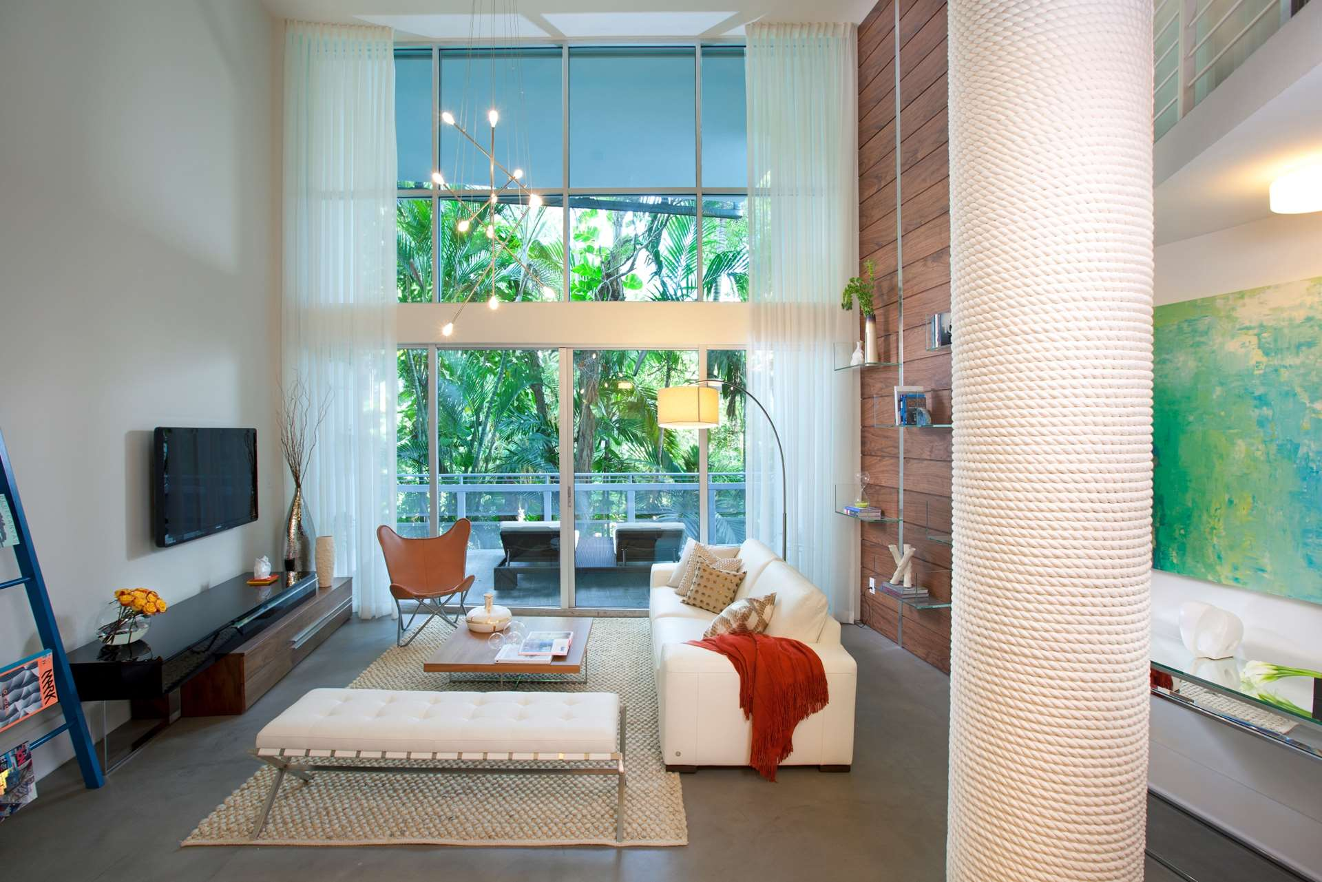 South beach chic dkor interiors for Interieur design blog