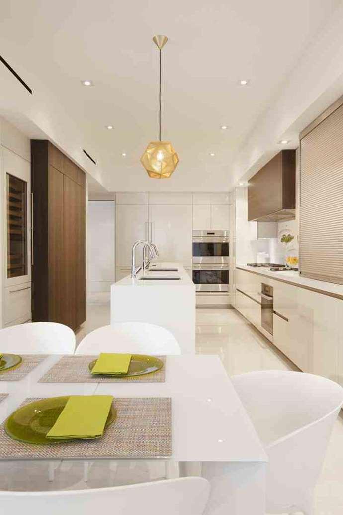 Miami Contemporary Kitchen 1