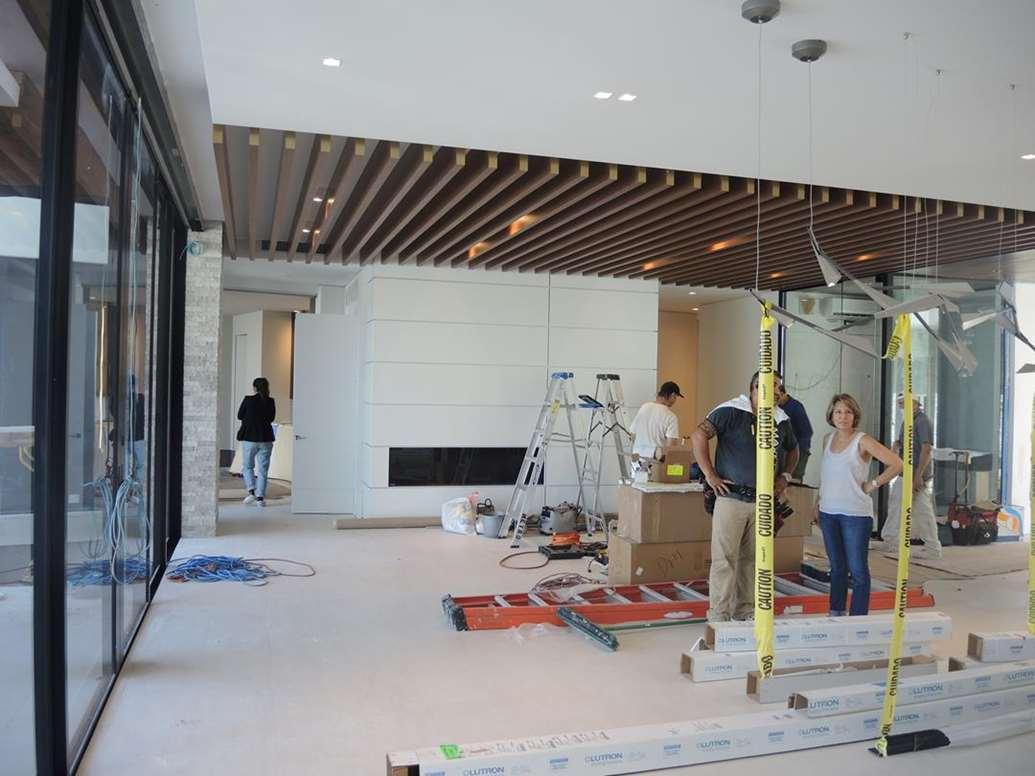 Fort Lauderdale Interior Design Living Room