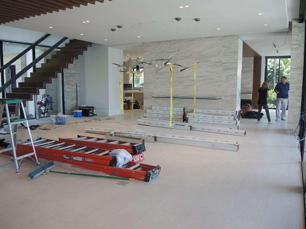 DKOR Fort Lauderdale Interior Design Living Room