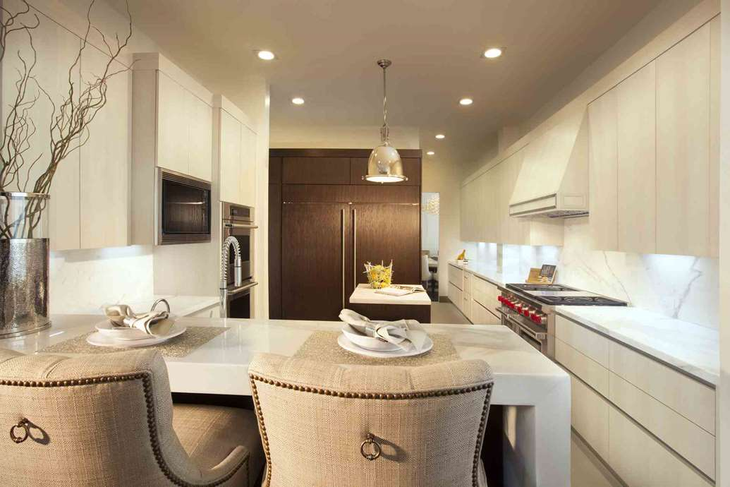 Miami Kitchen Design By DKOR Interiors