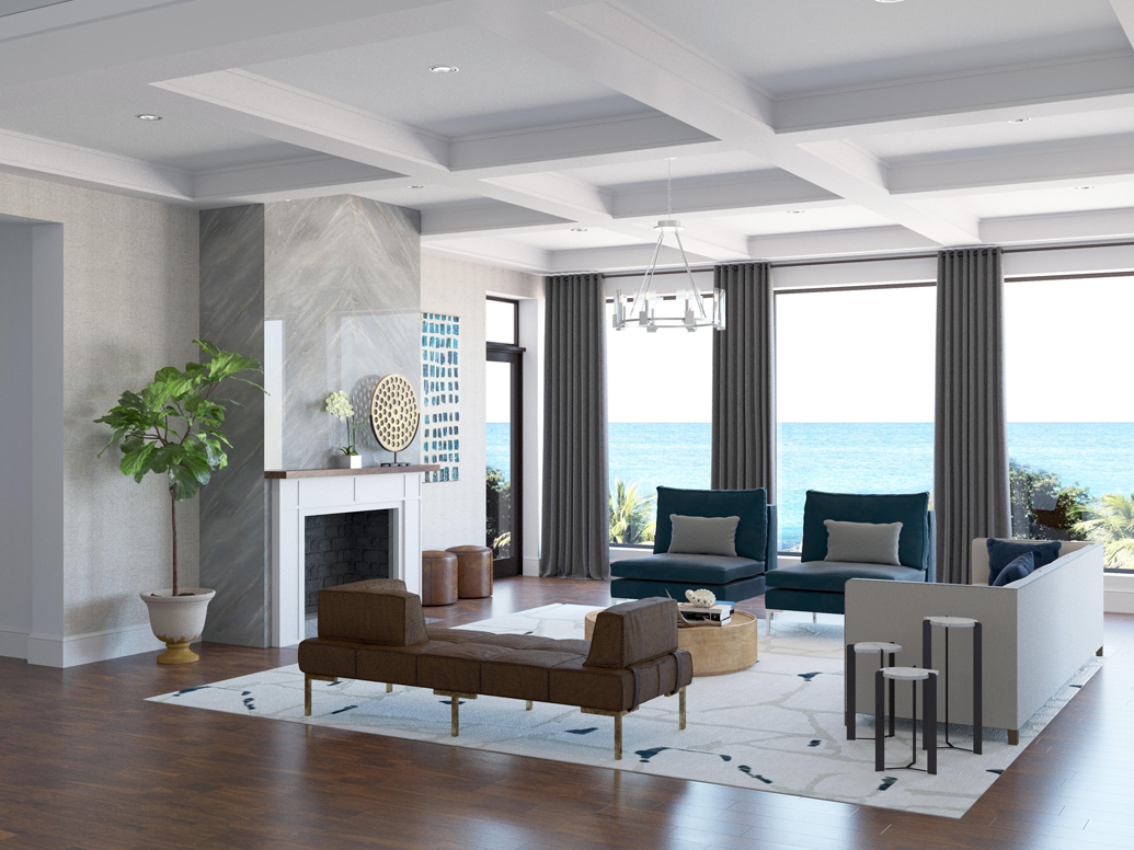 South florida 39 s top interior designers vip real estate for Vip room interior design