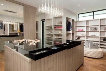 Miami Interior Designers Turn Key Design With Wardrobe Curated From Neiman Marcus Fort Lauderdale