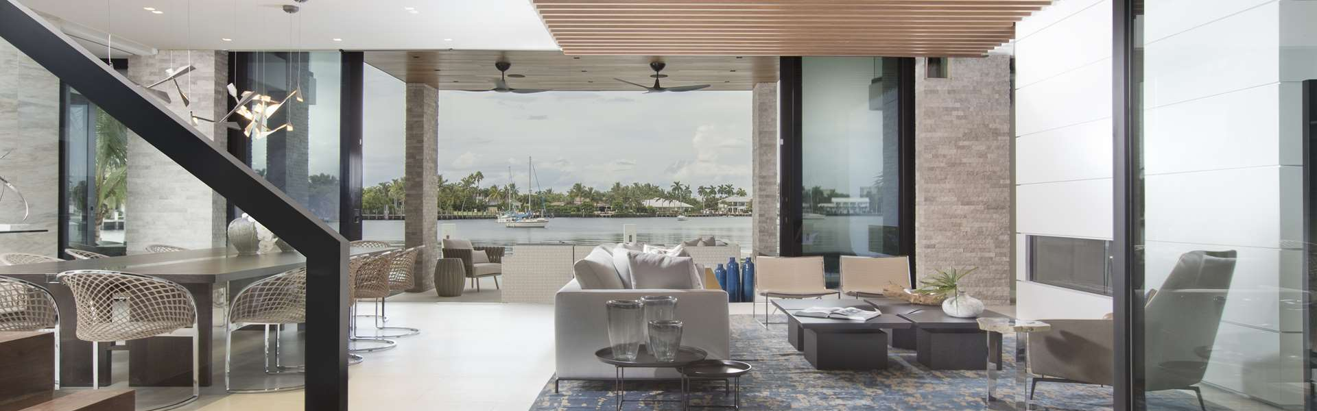 Waterfront Contemporary Elegance