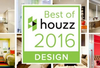 """DKOR Interiors Is Awarded """"Best Of Houzz 2016"""""""