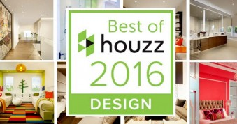 "DKOR Interiors Is Awarded ""Best Of Houzz 2016"""