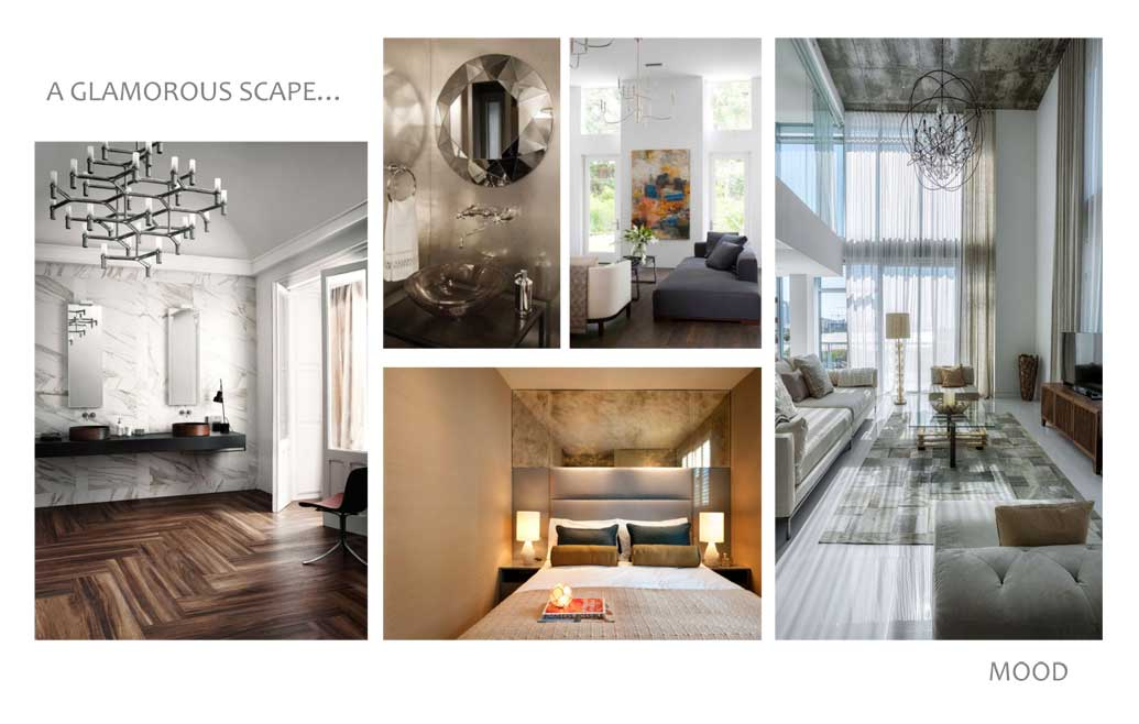 Check Out The Concept Behind Our New Glamorous Interior Design Project In Aventura Residential