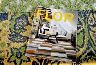 Rug Design Created By DKOR Interior Design Team On FLOR's New Spring Collection