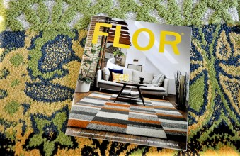 Rug Design Created By DKOR Interior Design Team On FLOR's New Spring Collection