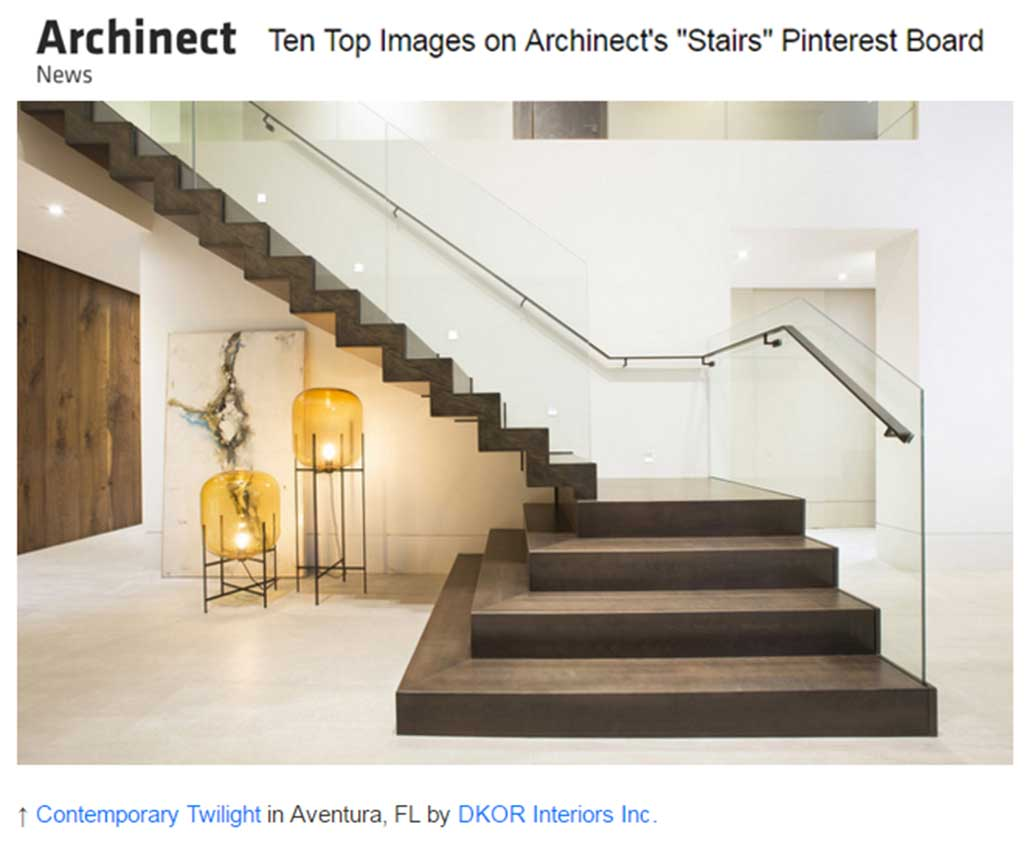 Best staircase design ideas featured on - Staircase design images ...