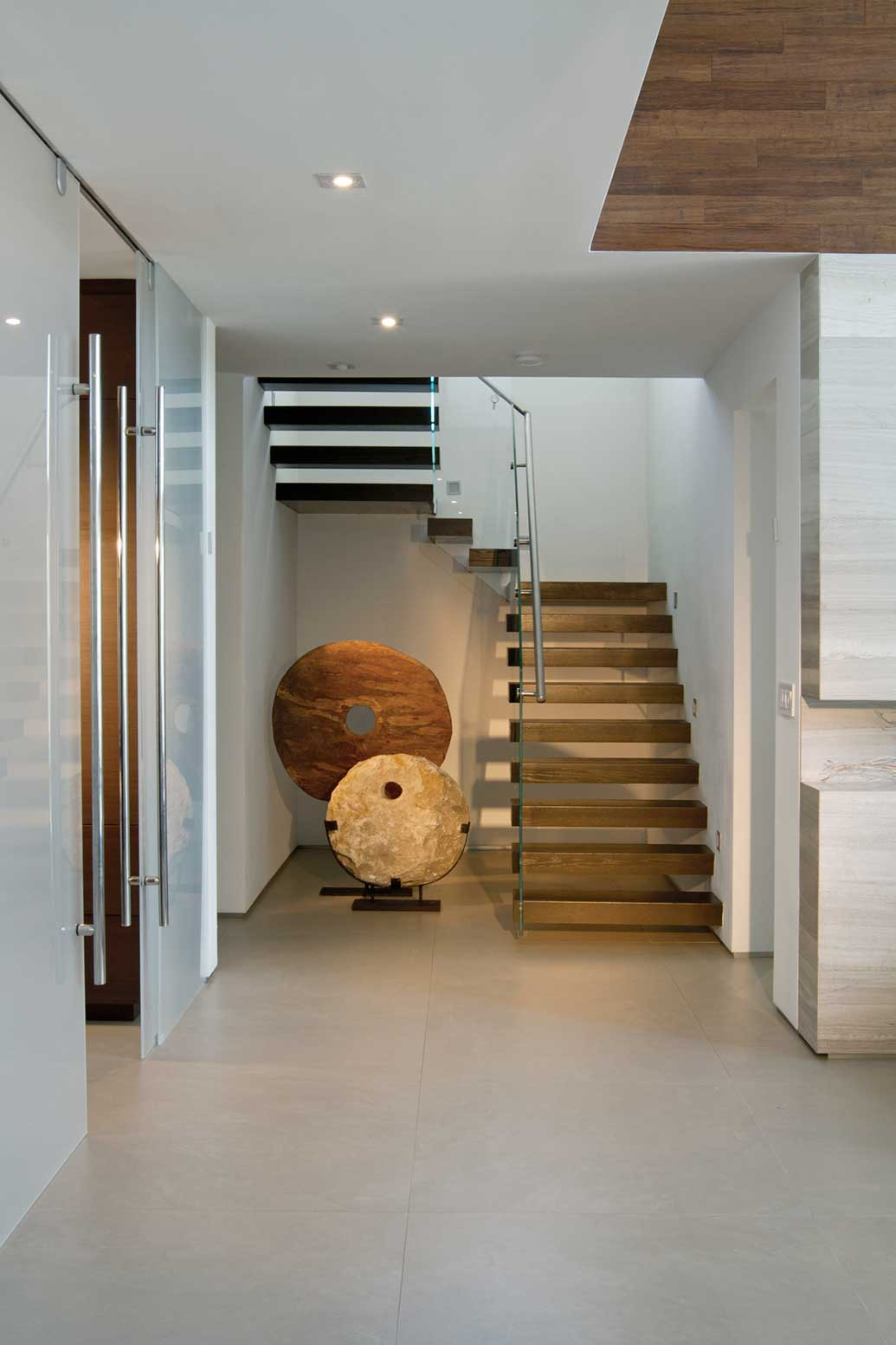 Best staircase design ideas featured on - Home designer stairs with landing ...