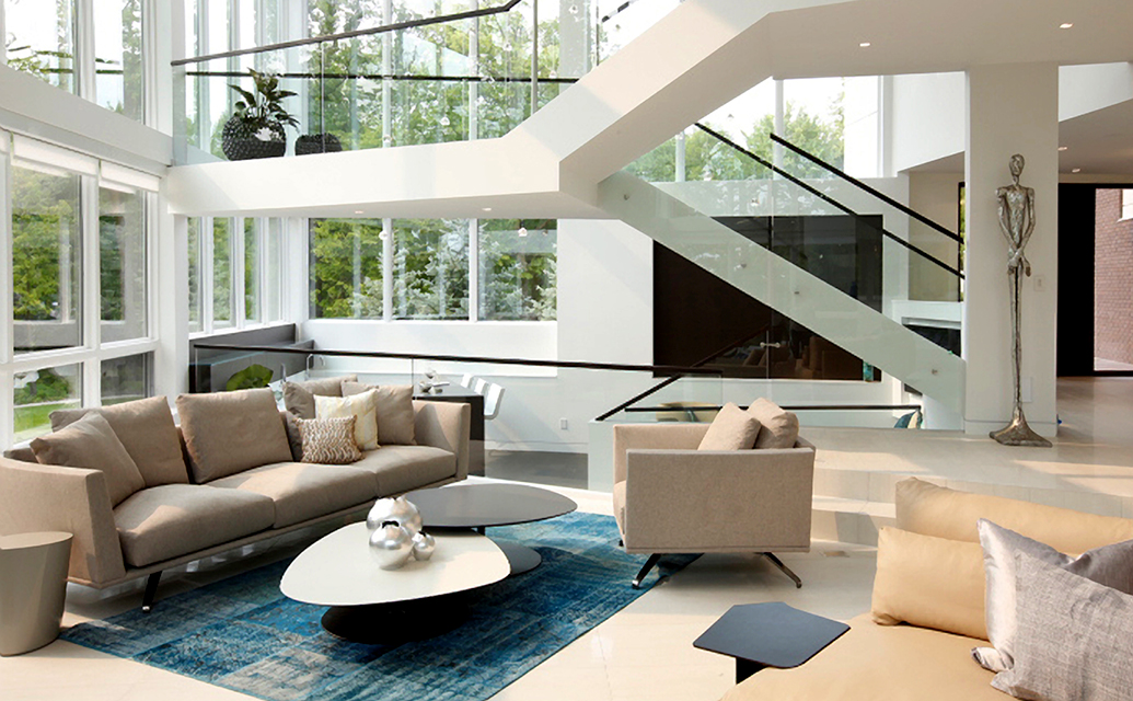 High end furniture italian brands we love to work with for High end residential interior design