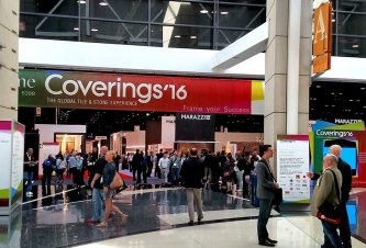 Top Interior Design Trends At Coverings 2016