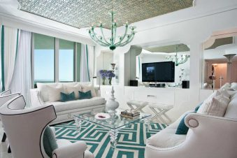 The Glamour Of DKOR's Hollywood Regency Project On Marie Claire México
