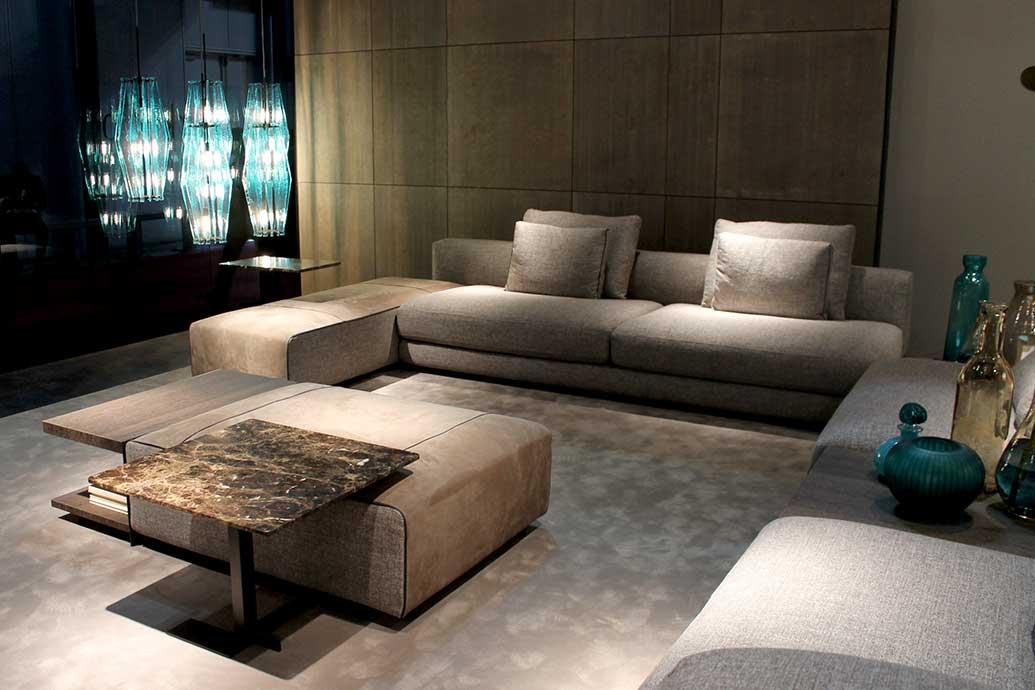 Modern interior design isaloni 2016 highlights for Modern interior design firms