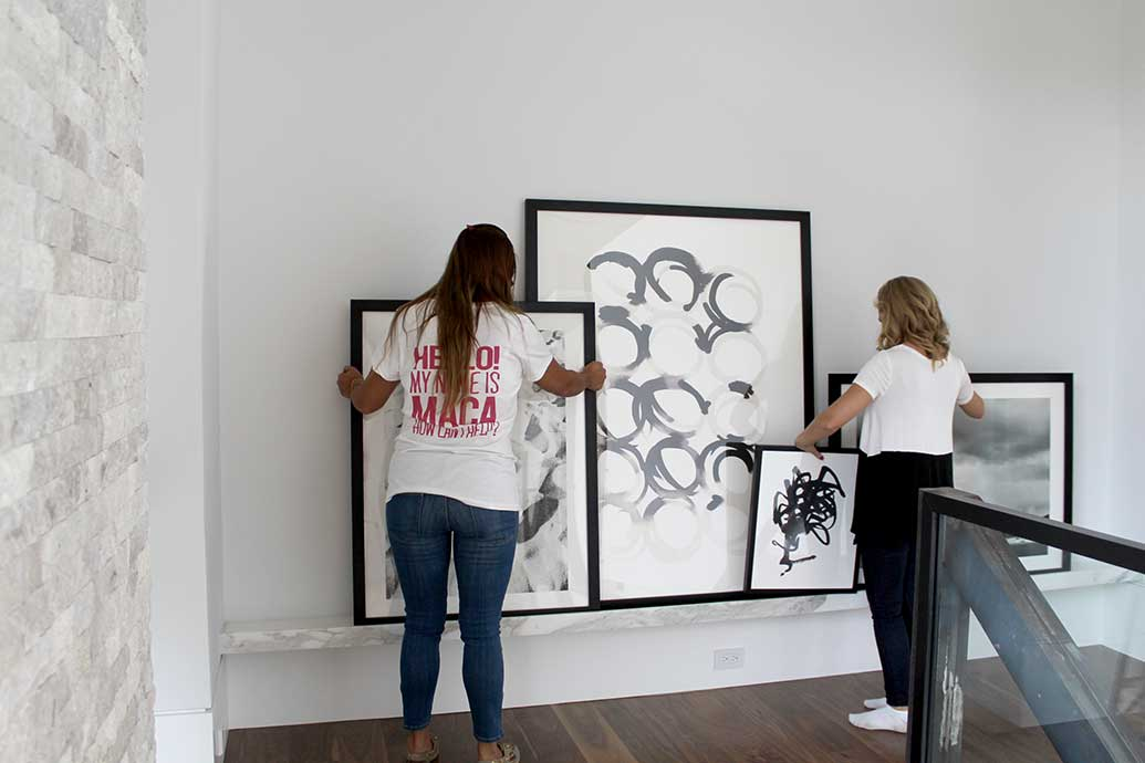Interior Design Projects: Finding Artists and Artwork