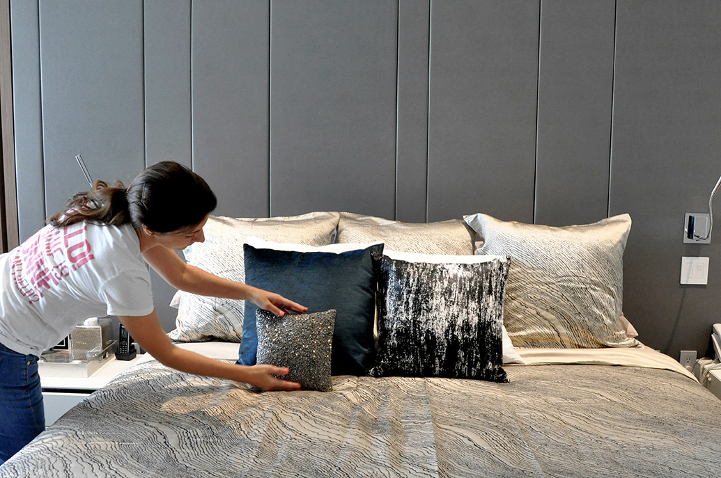 DKORu0027s Top Interior Designers Tips For A Luxurious Bed