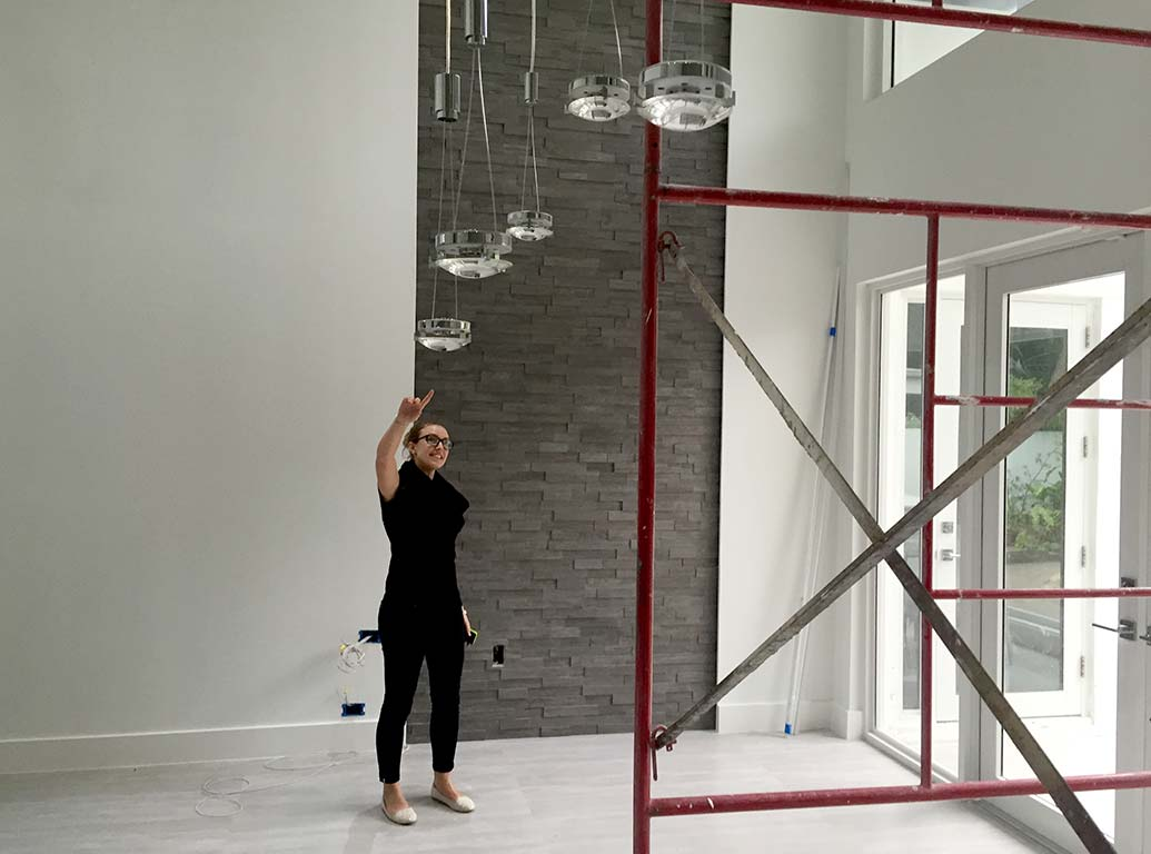 Sneak Peek of DKOR's Recent Interior Residential Project