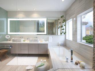 MODERN MIAMI HOME: BATHROOMS - Interior Design 12