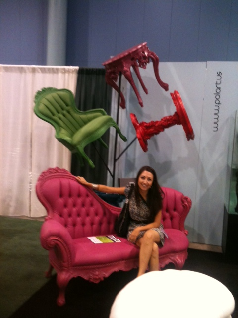 Marcy's Favorite Booth