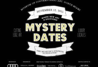 MOCA MYSTERY DATES - North Miami, FL 1