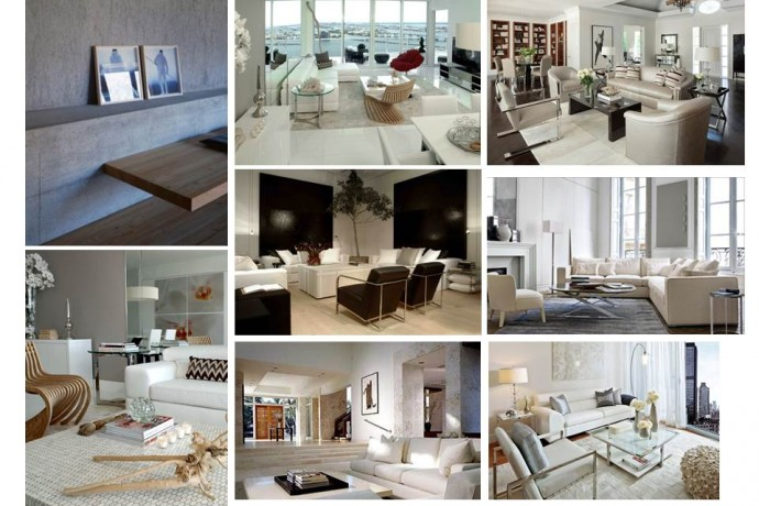 SOPHISTICATED GETAWAY: FURNITURE SELECTIONS – The Sayan Condominium, Sunny Isles, FL