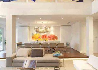 Miami Modern Home Interior Design Project 1