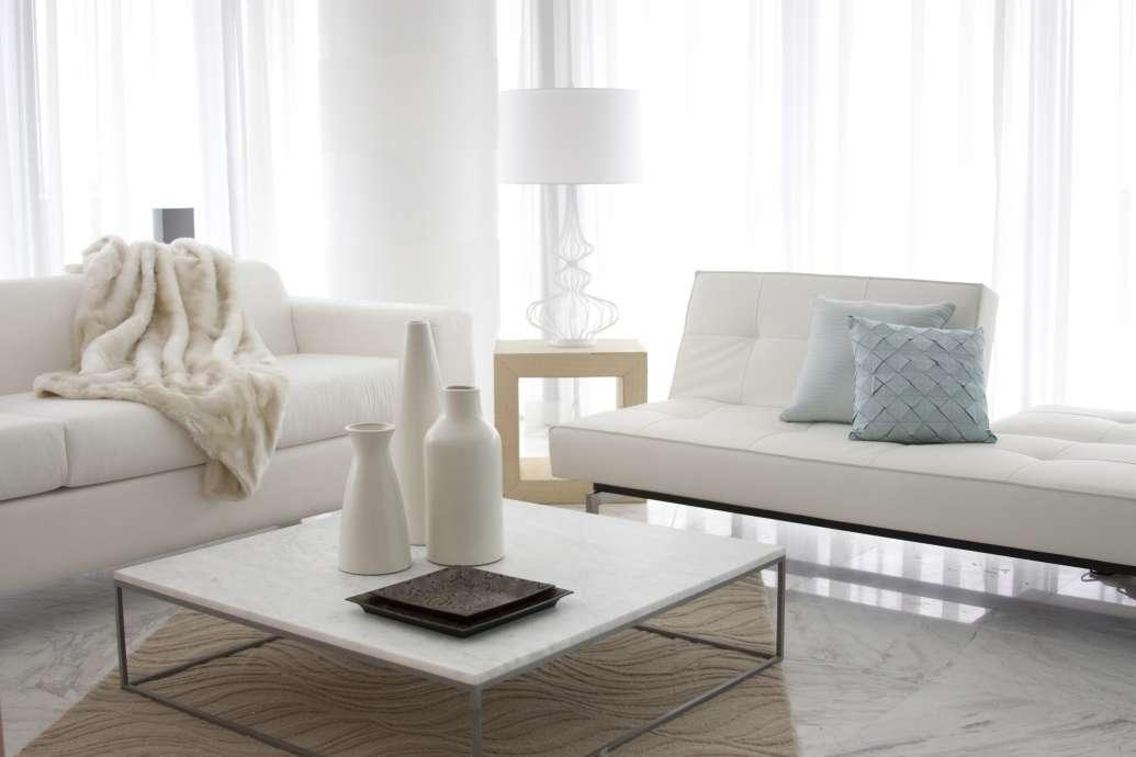 DKOR Interiors: Sunny Isles Luxury Condo Interior Design - Sunny Isles, FL