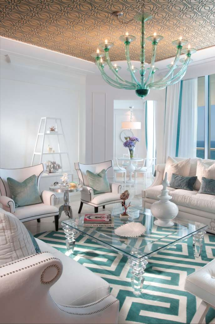 Sunny Isles Turnberry Ocean Colony Interior Design Project