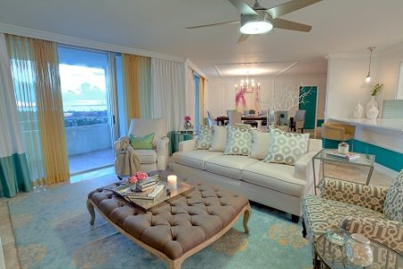 Spotlight On Miami Living Spaces 1