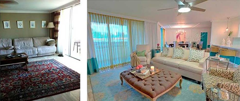 Residential Interior Design by DKOR Interiors - Miami Beach, FL