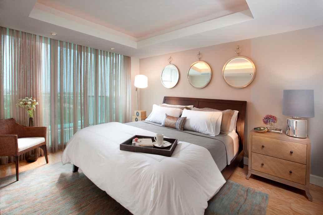 Guest Bedrooms - DKOR Interiors Modern Interior Design