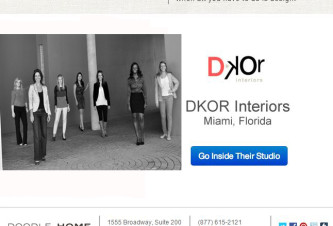 We're Featured On Doodle Home! 2