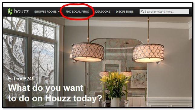 Houzz.com!