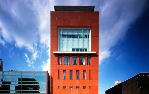 — Shiseido Building in Ginza, Japan by Ricardo Bofill Taller de Arquitectura