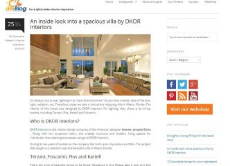 Dutch Blog Features DKOR