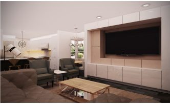 Contemporary Comfort: Site Progress - A Fort Lauderdale Renovation 1
