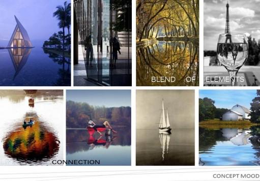Canadian Interior Design - Edge Of Modernism: Concept Presentation 1