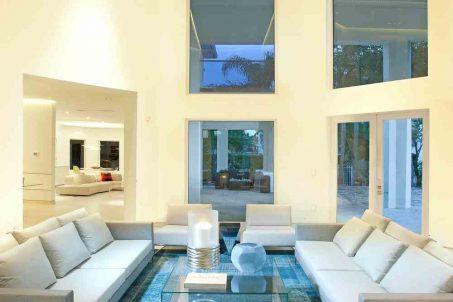 Miami Modern Interior Design - First Steps: Concept Presentation 1