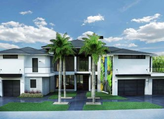 Interior Design 101: The Rendering Of Our Fort Lauderdale Interior Design Project 1