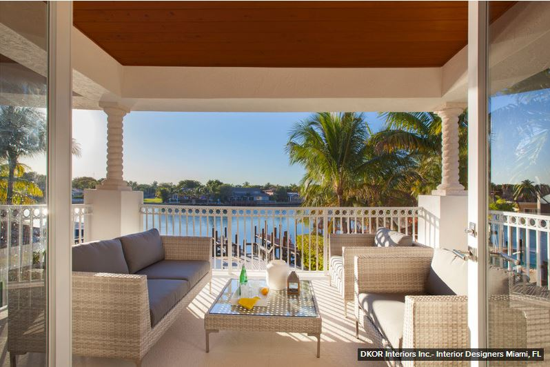 houzz com feature warming up our ft lauderdale interior design home